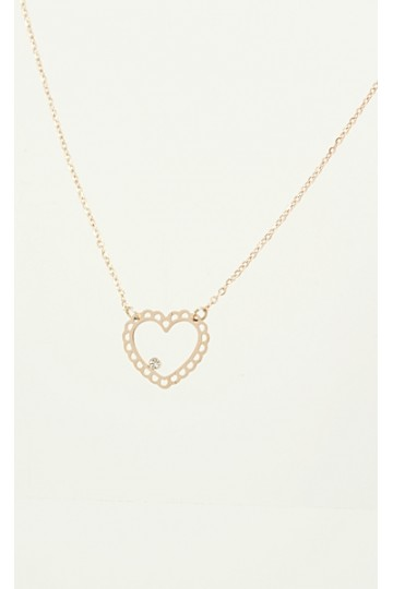 Collier Love Rose Gold IKITA