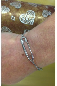 Bracelet GUESS Epingle