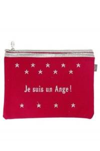 """Pochette à message """"Je suis un Ange"""""""