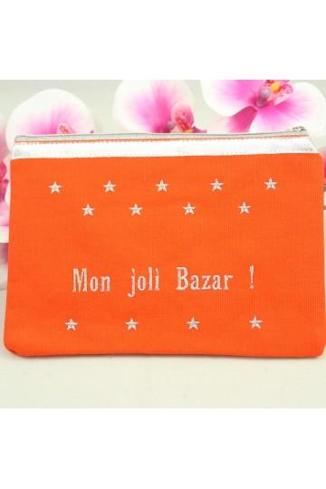 """Pochette """"Mon joli Bazar"""""""