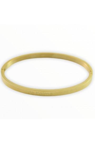 """Bracelet à message """"Je t'aime"""""""