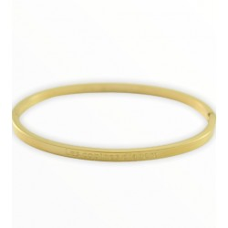 """Bracelet à message """"Les copines d'abord"""""""