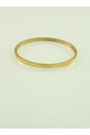 "Bracelet ""Je t'aime"""