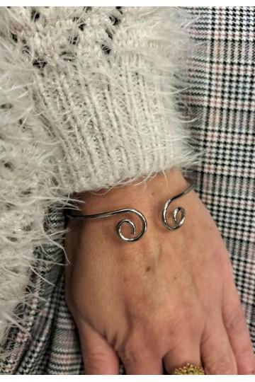 Bracelet Mathilde - Acier